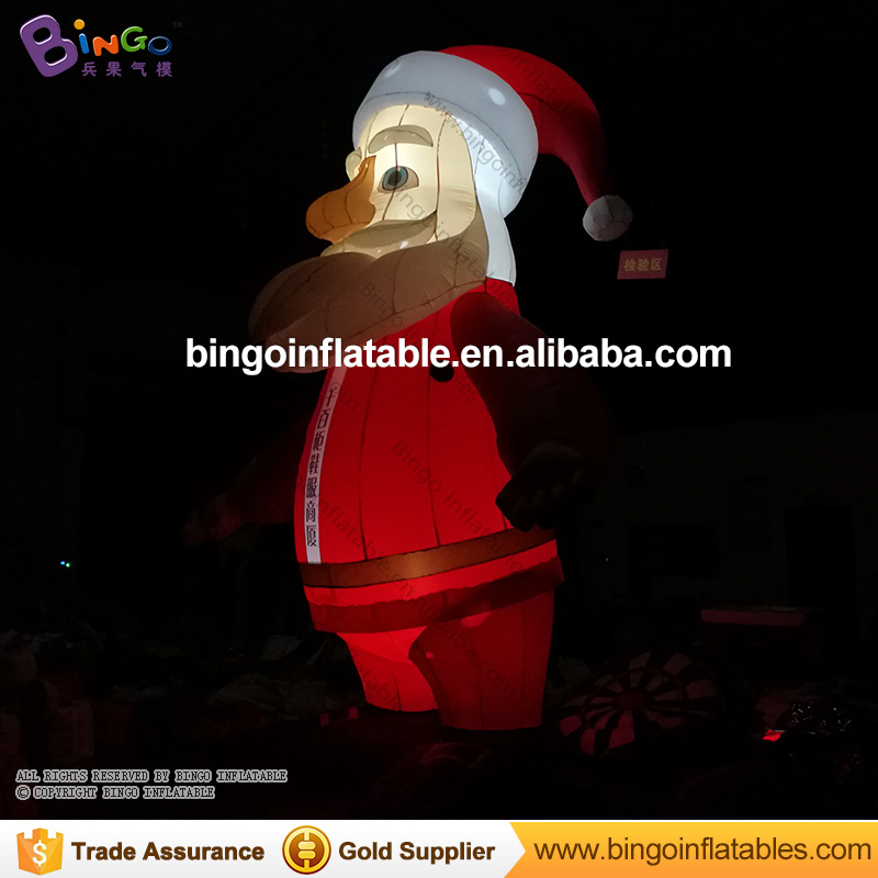 6m High Christmas inflatable Santa Claus decoration toy 2pcs 304 stainless seamless steel capillary tube 5mm od 3mm id 250mm length mayitr for aviation antenna
