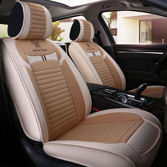Car Seat Cover Seats Covers For Chrysler 200 300c Grand Voyager Ypsilon 2017 2016
