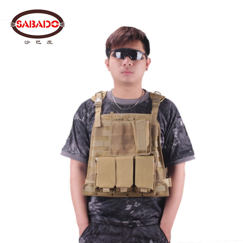 600D oxford hunting military combat equipment vest army waistcoat mens sports vests