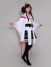 Kantai Colección Shimakaze Cosplay Vestido A Cuadros Superior