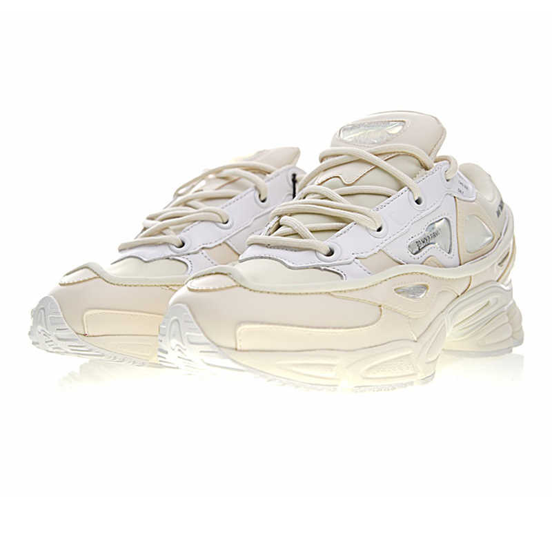 info pour 686e9 3946a Adidas X Raf Simons Ozweego 2 Women's Running Shoes, White, Shock  Absorption Non-slip Waterproof Breathable S81161 EUR Size W
