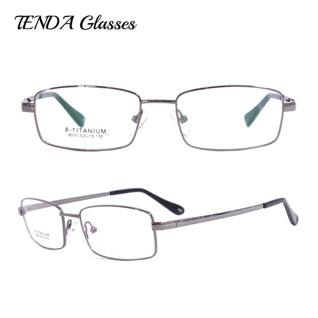 Homens Óculos Armações de óculos De Titânio Flexível Óculos Multifocal  Progressiva Monturas De Gafas d7c005d29a