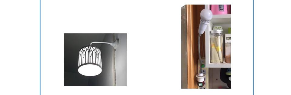 Extend Base LED Light Lamp Adapter Converter Socket  (12)