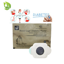 50pcs Chinese medicine Medical Diabetic patch blood sugar plaster diabetes treatment insulin control glucose