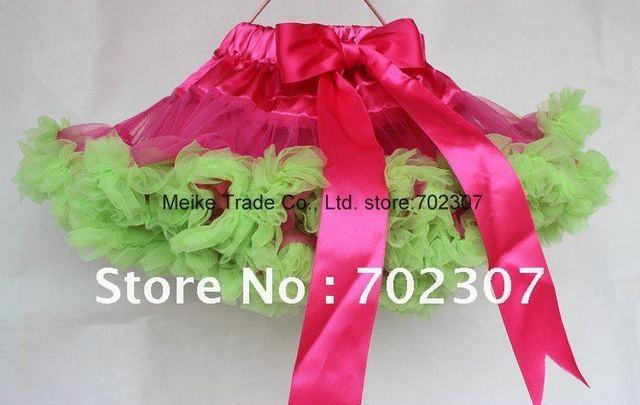 Оптовая прекрасные 5 шт. детские юбки, pettiskirt, юбки, низкая цена девушка юбка бесплатная доставка 998
