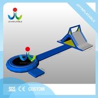 Воздушная технология надувной аквапарк, надувные плавающие водные виды спорта, надувные водные Взрослые Спорт для продажи