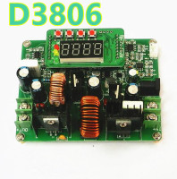 By Dhl Fedex 50pcs Lot D3806 CNC DC Regulated Constant Voltage Current Power Supply Adjustable Step