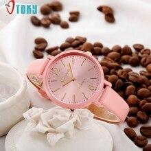 Glorious High quality Ladies Bracelet Watch Well-known Model Girls Leather-based Analog Quartz Wrist Watch Clock Ladies Relojes Mujer Mar 24