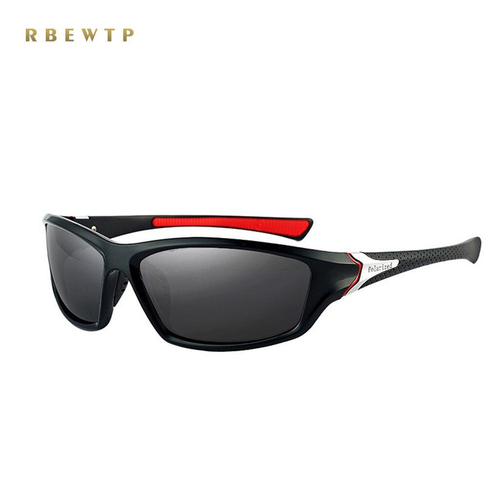 6c2080232d RBUDDY 2019 gafas de sol para hombres, gafas de sol cuadradas de diseño de  marca