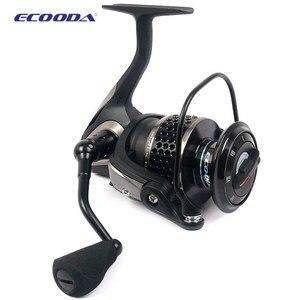 Image 3 - Бесплатная доставка, металлическая катушка ECOODA Black hawk EBH II 1500 5000 второго поколения для спиннинга, Рыболовная катушка 11Bear