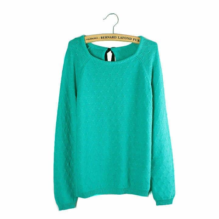 Free shipping Hot Selling new 100% Pure Cotton Long Sleeve Brand Woman Cardigan Fashion Lady Sweater