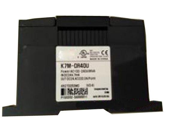все цены на K7M-DR40U relay PLC 4 DC input 16 relay output 85-264VAC онлайн