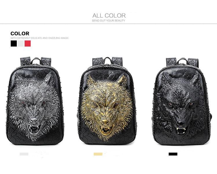 wolf head backpack (2)