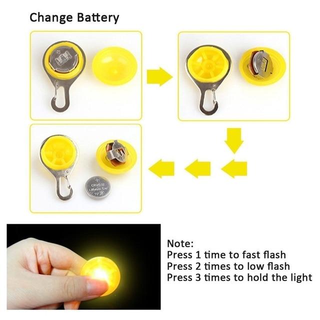 Pet Night Safety LED Flashlight  4