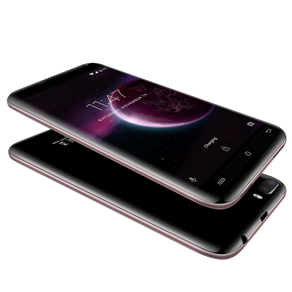 Отремонтированный смартфон CUBOT Magic 4G, Android 7,0, 5,0 дюймов, ips, 3 Гб ОЗУ, 16 Гб ПЗУ, 13,0 МП + 2,0 МП, изогнутый корпус, мобильный телефон - 5