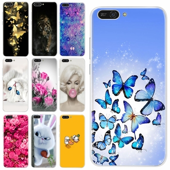 For Huawei Honor 7A DUA-L22 Russia Version 5.45 Silicone Phone Case For Huawei Y 5 Y5 Prime 2018 Cover Honor 7S Soft TPU Cases image