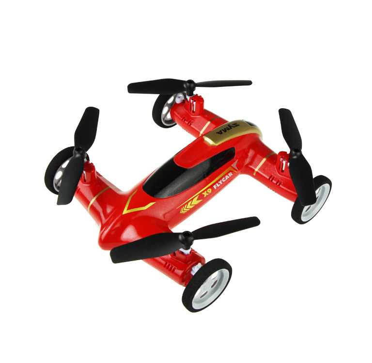 New Arrival Syma X9 2.4Ghz Fly Car 4 Channel RC Quadcopter  Free Shipping