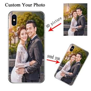 Чехол на заказ DIY для Huawei P30 Pro P20 Lite 2019 Honor 20 8X P Smart 2019 P Smart Z для Huawei Y5 Y6 Y7 2019