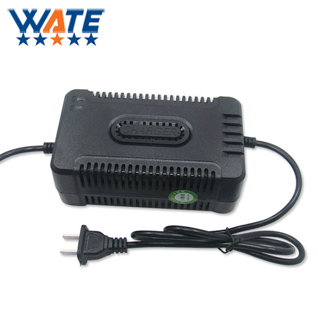 12V 3A lead acid battery Charger 12V Electric bicycle charger  for 12V20AH lead acid battery charger Free Shipping