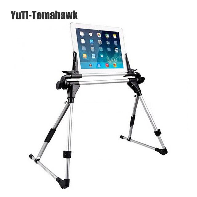 Nuevo soporte universal de la tableta soporte para ipad 1 2 3 4 5 marco de la cama de aire air2 iphone samsung galaxy tablet pc soportes