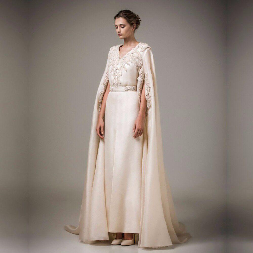 Evening Long Dress Coat