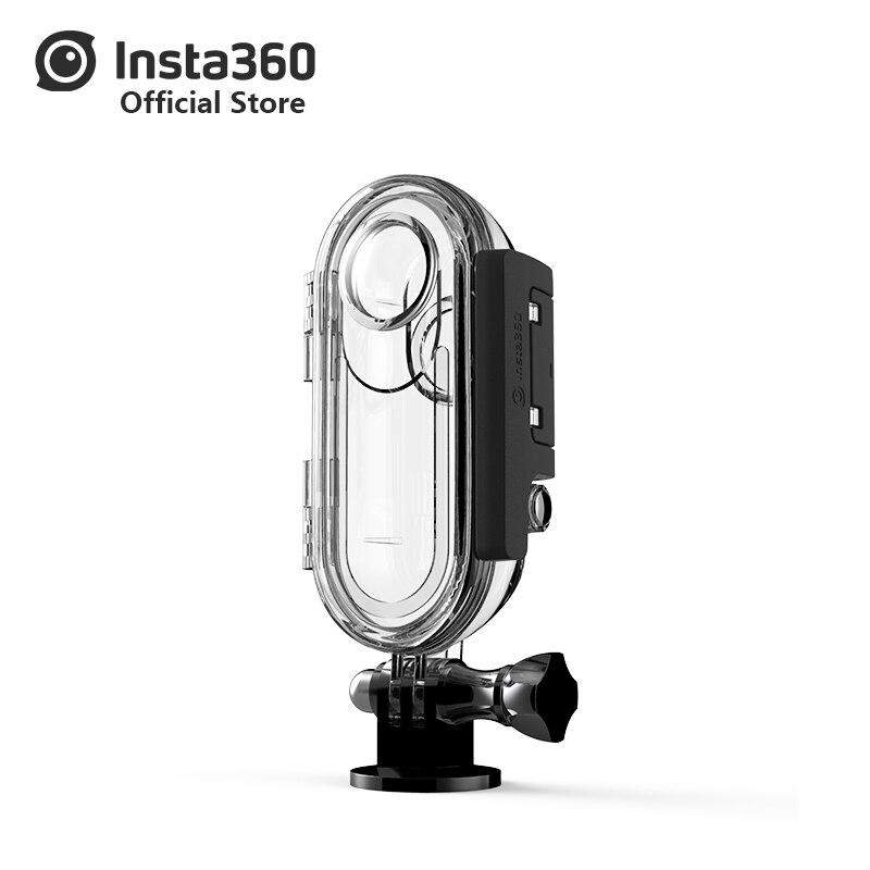 Водонепроницаемый Корпус чехол для Insta360 один Камера