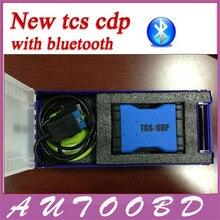 Новейшая Версия 2014. R2 TCS CDP Pro С Bluetooth для OBD II автомобили/Грузовики/Generic 3 В 1 Синий Новый VCI CDP с Пластиковой коробке