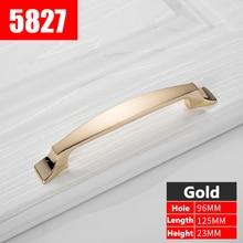 Gold Knobs and Pulls for Furniture Cabinets Door Handles Drawer Puller Kitchen Cupboard Handles meubelknoppen handvatten YJ5827