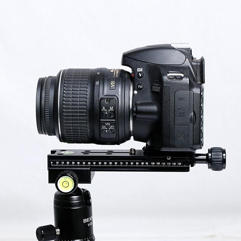 Направляющая RRS длинная БЫСТРОРАЗЪЕМНАЯ пластина зажим с длинным фокусом держатель для объектива с зумом кронштейн для Arca swiss штатив камера шаровая Головка