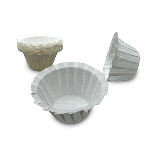 100pcs Kitchen Coffee Filter Paper Easy To Clean And Easy To Use For Keurig Machines