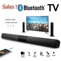 New 330/550mm Wireless Bluetooth Soundbar Speaker Home Theater TV Strong Bass Sound Bar Subwoofer with/without Remote Control