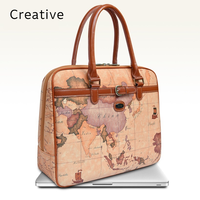 Hot Ladies Handbag For Laptop 14, For Macbook Air Pro Retina 12, 13,14.1 Notebook Lady bag,Women Purse,Free Drop Ship84S3 hot ladies handbag for laptop 14 for macbook air pro retina 13 3 13 14 1 notebook lady bag women purse free drop ships114