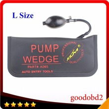 new arrivel  New large Air wedge (black) locksmith tool free shipping