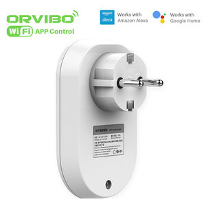 Image 2 - قابس طاقة ذكي من Orvibo مزود بمدخل واي فاي يعمل مع أمازون أليكسا وجوجل هاتف ذكي تطبيق تحكم أتمتة المنزل الذكي B25