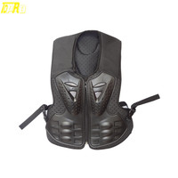 TDPRO Motorcycle Rider Vest Child/kid Motorbike Chaleco Gilet Moto Body Peewee Armor Armour Motocross XXS Size