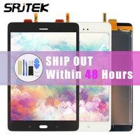 Srjtek 8 For Samsung Galaxy Tab A SM P350 P350 SM P355 P355 LCD Display Matrix