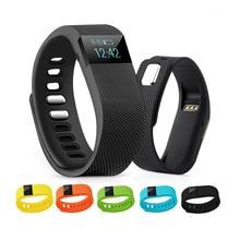 Новые bluetooth smartband tw64 шагомер фитнес-трекер смарт браслет спорт браслет для ios android tw64 smart группа vs mi band