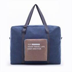 Новый водонепроницаемый нейлоновый мешок большой Ёмкость Для женщин сумка складные дорожные сумки ручной упаковочные, багажные