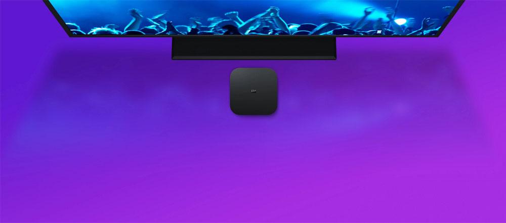 Neue Xiaomi Mi Box S 4K-TV-Box Cortex-A53-Quad-Core-64-Bit