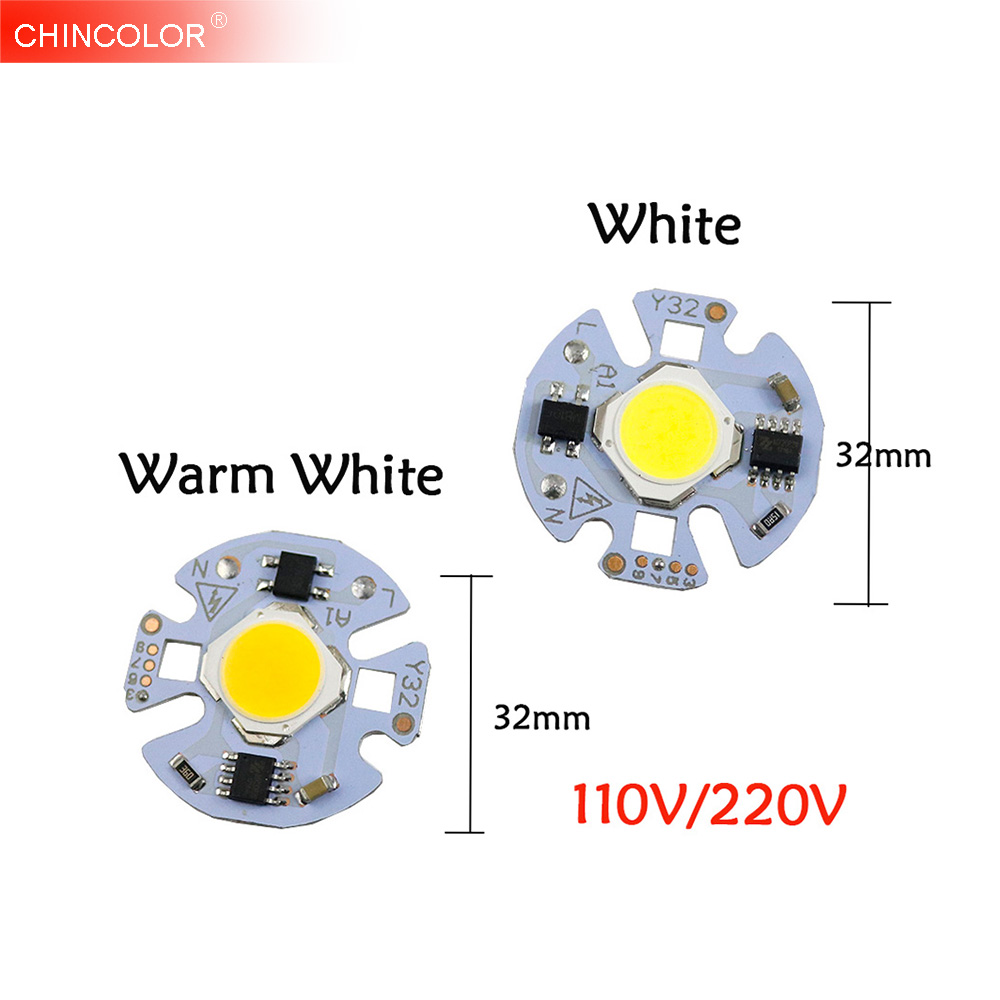 COB Chip Bulb Lamp Source Led Light No Need Driver With Smart IC 5W 7W 3W 9W AC 220V 110V White DIY LED Floodlight Spotlight JQ [mingben] 5pcs led cob chip 18w 15w 12w 9w 7w 5w 3w ac 220v smart ic light high lumen chip for bulb diy led spotlight light bead