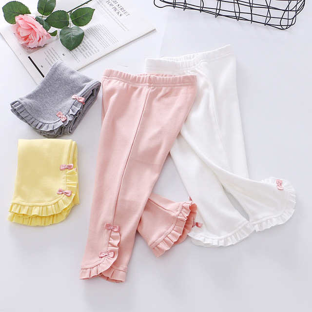 New girls summer trousers 5-6 years