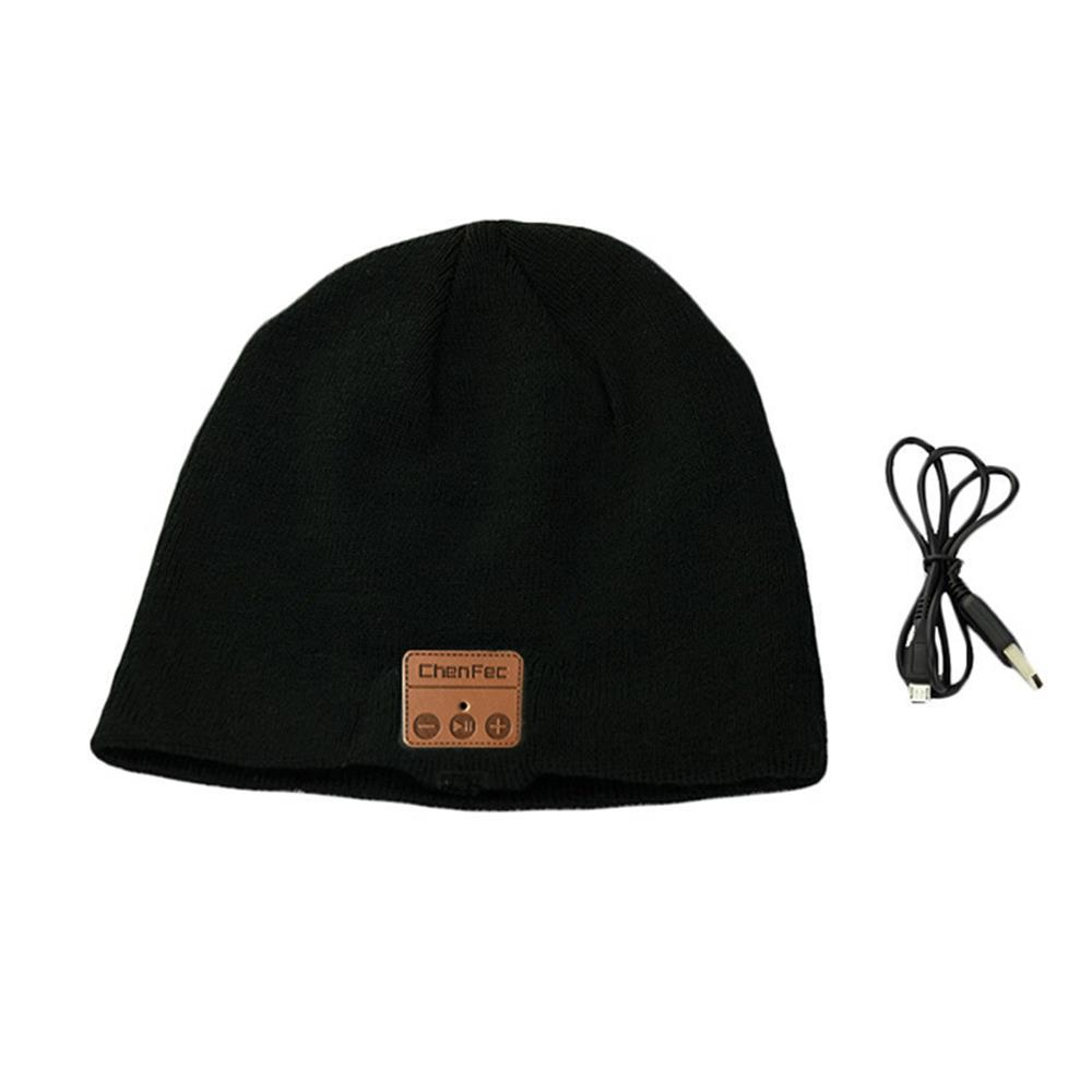 Fashion bonnet  Bluetooth  + Gants Tactiles
