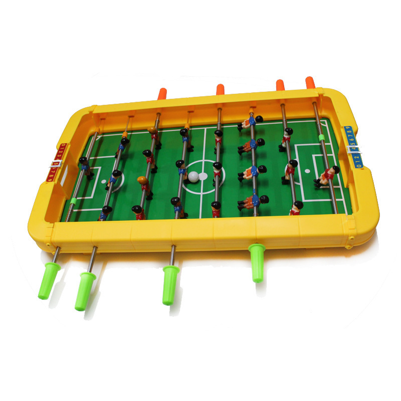 Hot Sell desktop manual indoor football machine parent-child Sports Interactive Toys table ball game machine 2 styles kids funny wall demolish game humpty dumpty s wall game parent child interactive game for children edaucational toys