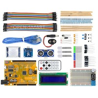 OPEN SMART Micro USB UNO R3 BreadBoard Advance Kit With Touch Sensors PIR Motion LCD Display