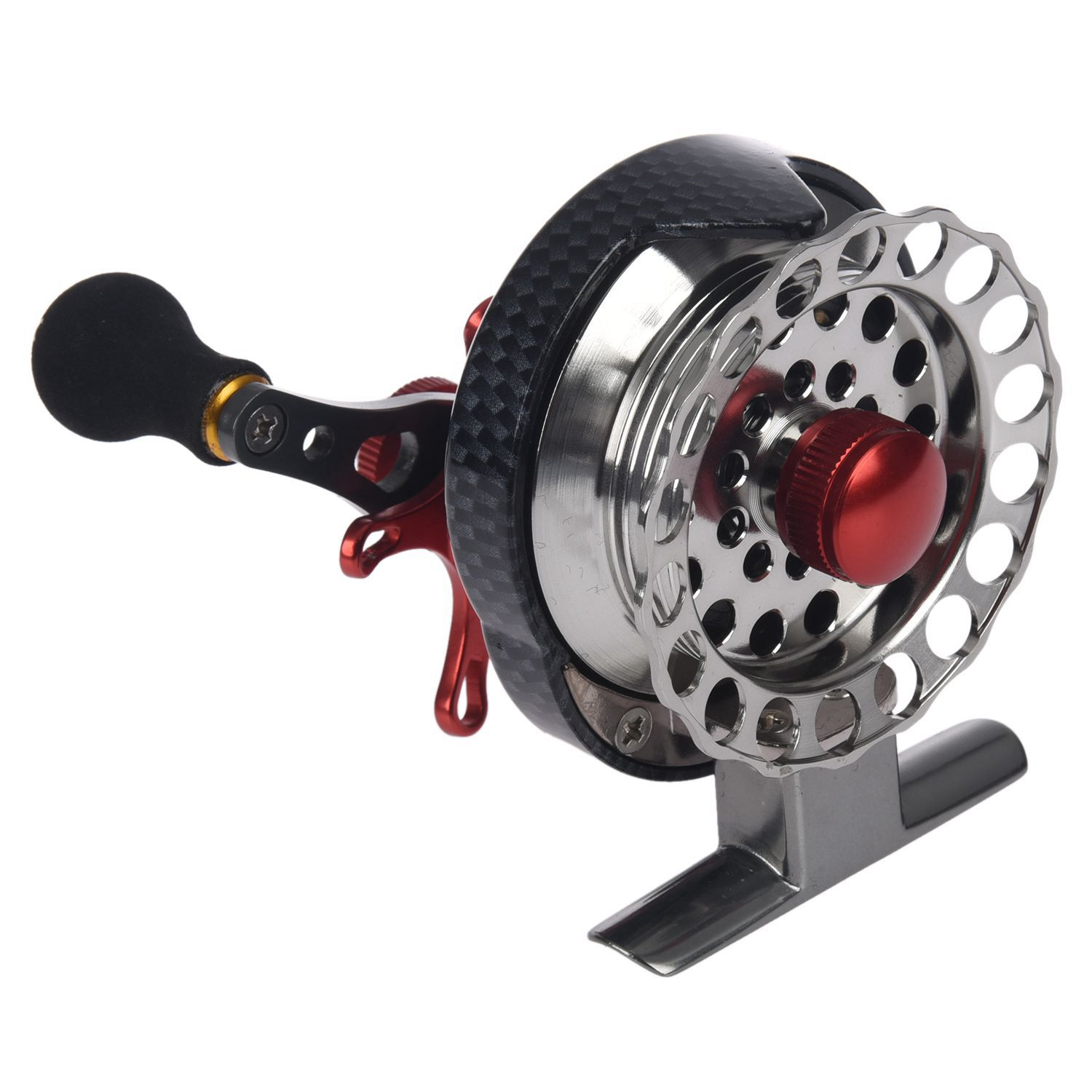 front end raft fly fishing reel Micro-round lead raft fishing reel for Fishing reel