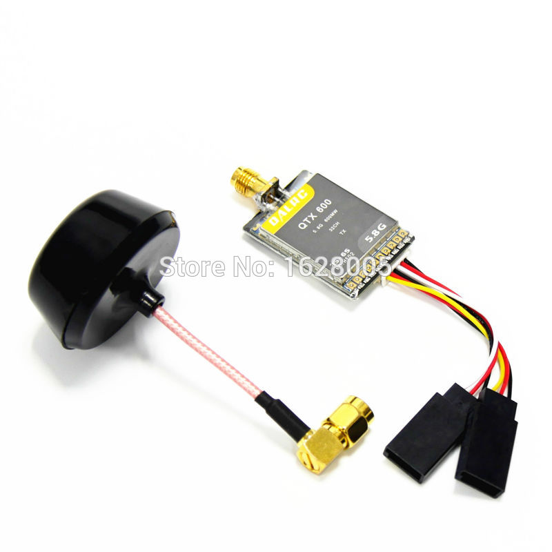 online get cheap audio wiring diagram aliexpress com alibaba group dalrc qtx600 5 8g 600mw 32 ultralight transmitter frequency multi axis crossing pass fpv