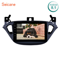 Seicane Android 8.1 2Din 8 Car Stereo For Opel Corsa 2015 2019/Opel Adam 2013 2016 Head Unit GPS Player SWC Rearview Camera DVR