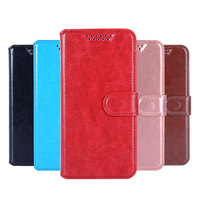 Wallet Leather Case For Sony Xperia Neo L MT25i Business Style Stand Function Flip Protective Phone