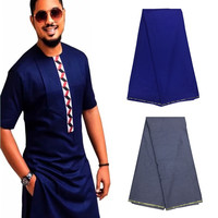 10Yards TR Material For Men Cloth African Men African Agbada Soft TR Fabric with High Quality Men Material for Man Garment TX121