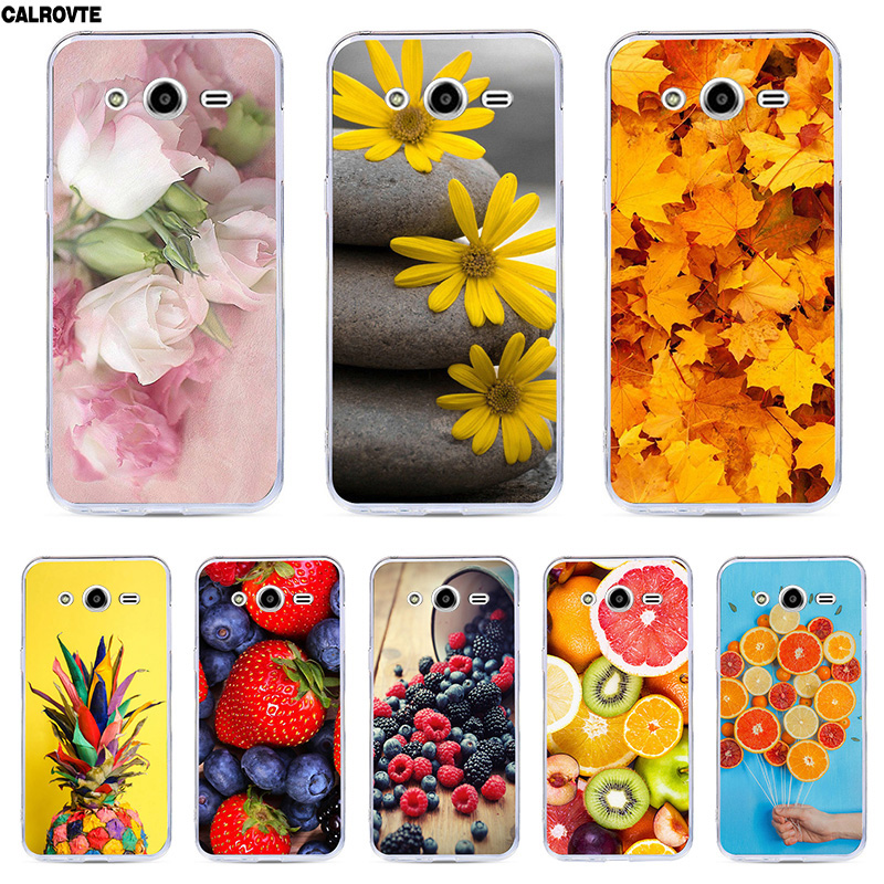 Silicon Case For <font><b>Samsung</b></font> <font><b>Galaxy</b></font> <font><b>Star</b></font> <font><b>Advance</b></font> <font><b>G350E</b></font> Soft TPU Cover For <font><b>Galaxy</b></font> <font><b>Star</b></font> 2 Plus SM-<font><b>G350E</b></font> Painted Protective Back Covers image